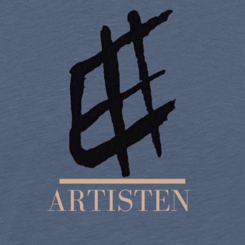 ELin Tishirt 2 - Premium-T-shirt herr