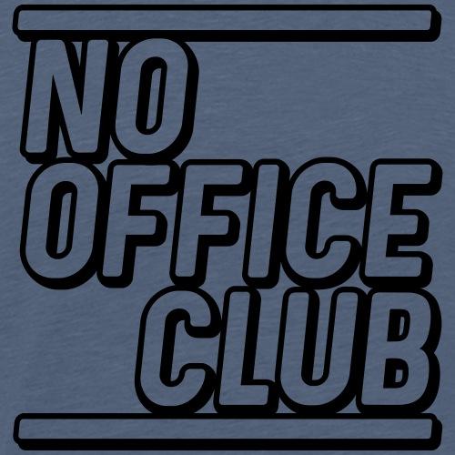 NoOfficeClubcurvy - Männer Premium T-Shirt