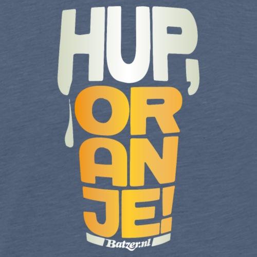 Batzer Oranje T-shirt - Mannen Premium T-shirt