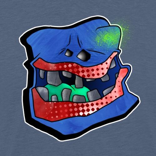 Gubbe22 By TheRawburt - Premium-T-shirt herr