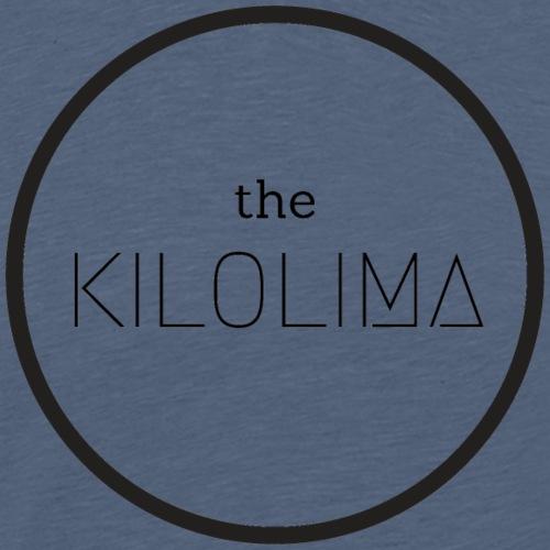 TheKILOLIMA - Premium-T-shirt herr