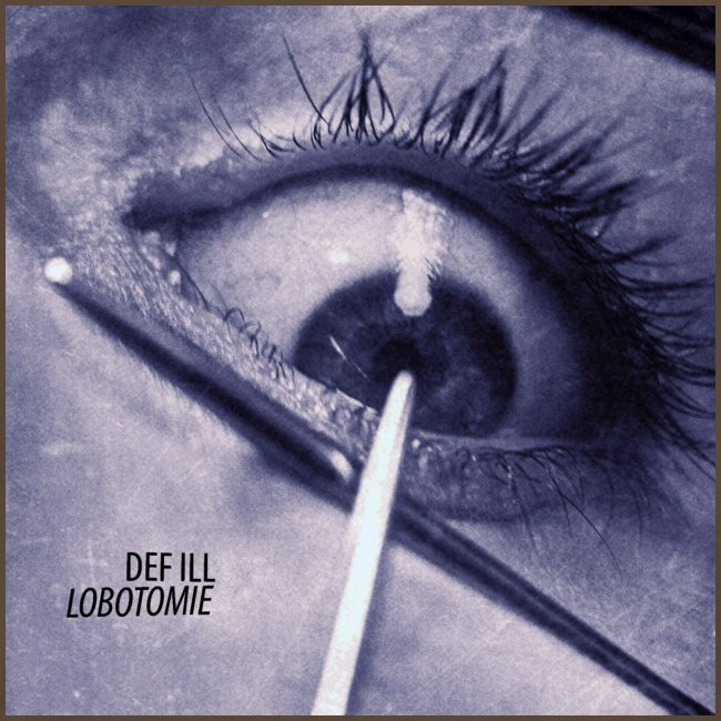 Def Ill - Lobotomie Cover Artwork Shirt