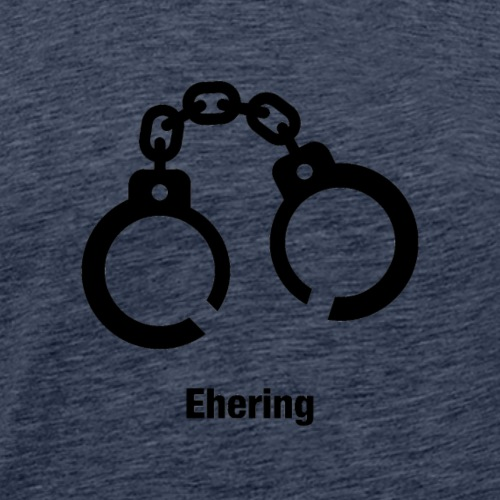 Ehering - Männer Premium T-Shirt