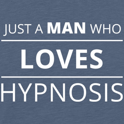 Just a man who loves hypnosis