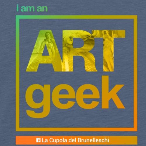 ARTgeek - Maglietta Premium da uomo