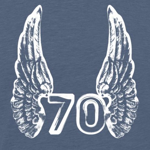 Geburtstag 70 Jahre - Männer Premium T-Shirt