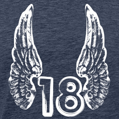 Geburtstag 18 Jahre - Männer Premium T-Shirt