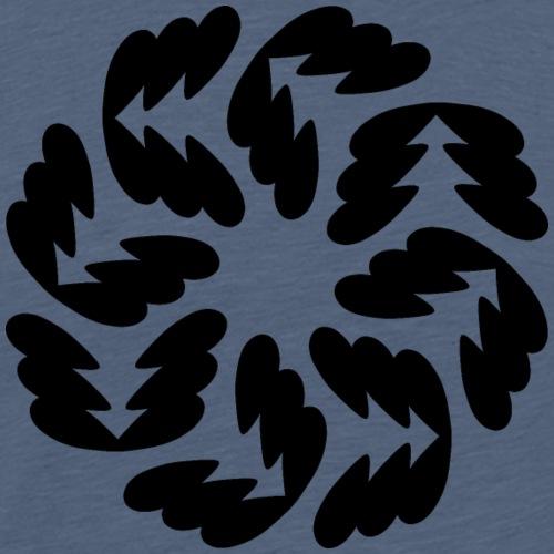 Lonely Road - Men's Premium T-Shirt