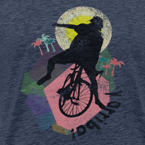 | Y arriba y arriba | Pedalensport Veloist | - Männer Premium T-Shirt