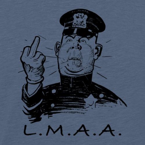 lmaa - Men's Premium T-Shirt