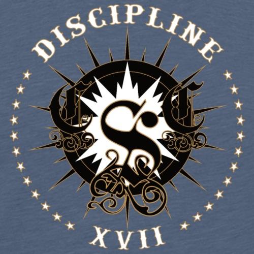 Disziplin (Dicipline) - Männer Premium T-Shirt