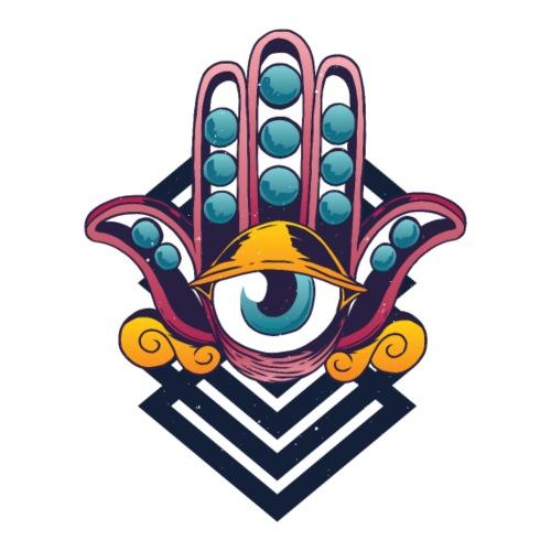 Third Eye Hand - Männer Premium T-Shirt