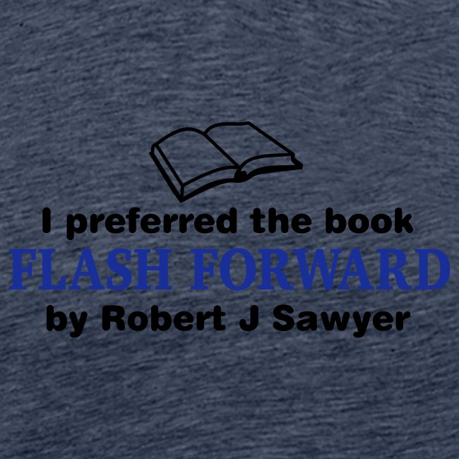 Flash Forward - Preferred The Book