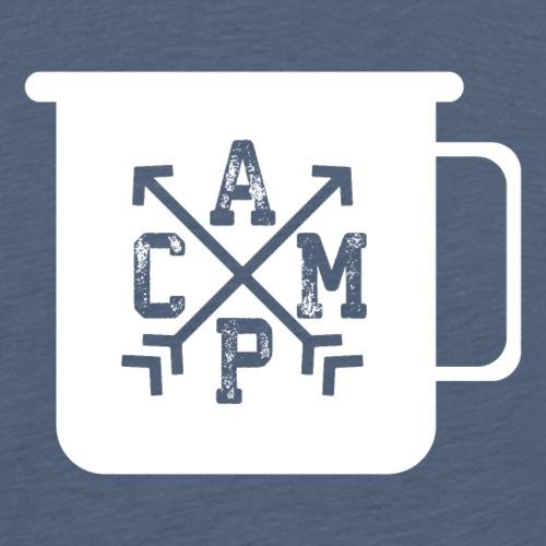 camp - Camiseta premium hombre