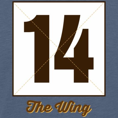 Wing14_Marplo.png - Maglietta Premium da uomo