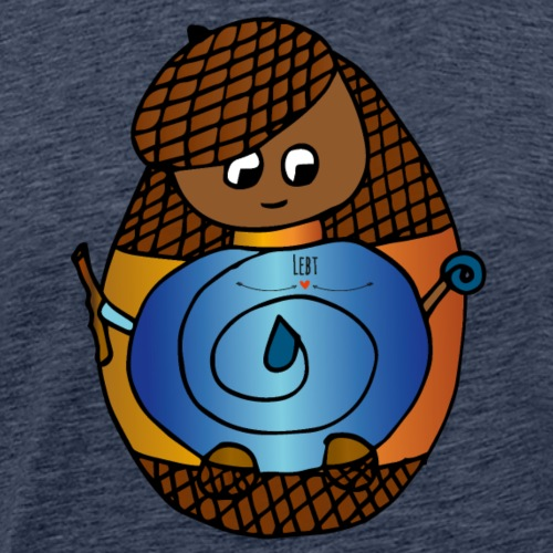 Friedensrebellen - Männer Premium T-Shirt