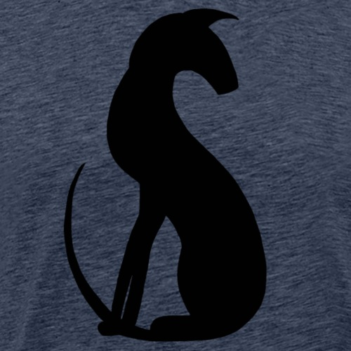 Siluett - Premium-T-shirt herr