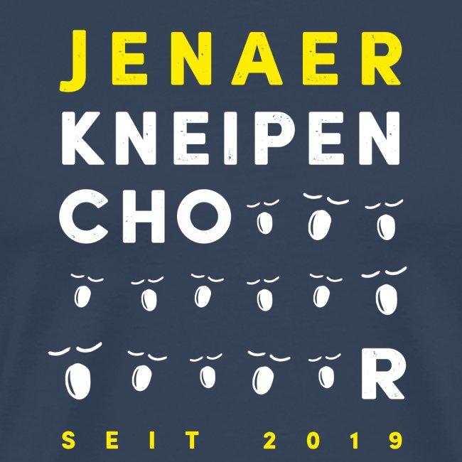 10 Jenaer Kneipenchor CHOOOOOOR GELB