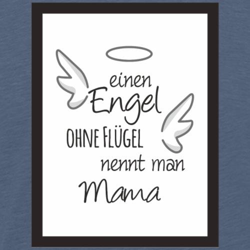 Für mama - Männer Premium T-Shirt
