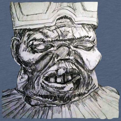 Grodkungen - Premium-T-shirt herr