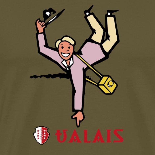 Valais Wallis - Vintage