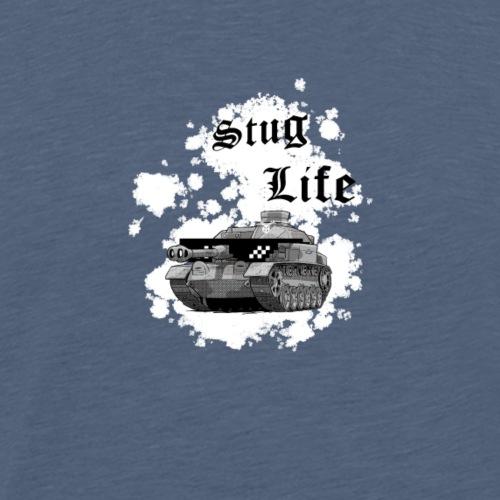 stuglife - Maglietta Premium da uomo
