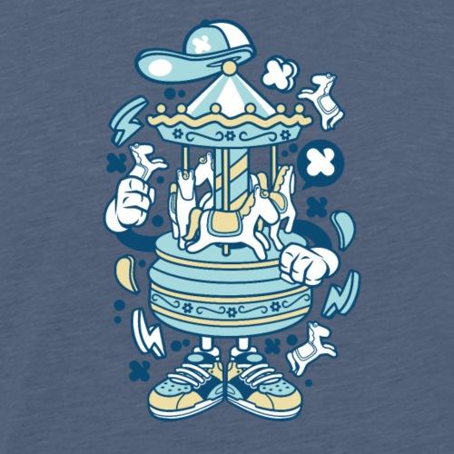 Karussell - Männer Premium T-Shirt