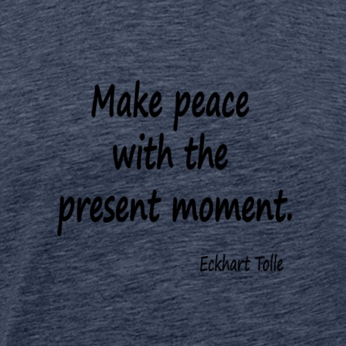 Make Peace - Men's Premium T-Shirt
