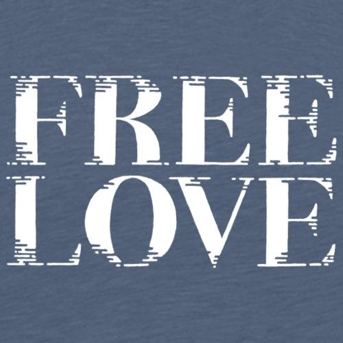 Freie Liebe Free Love - Männer Premium T-Shirt