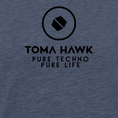 Toma Hawk - Pure Techno - Pure Life Black