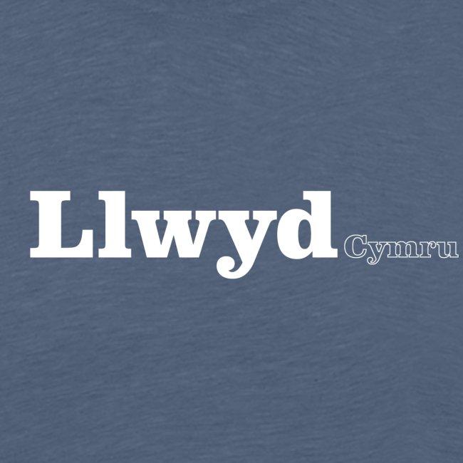 llwyd cymru white