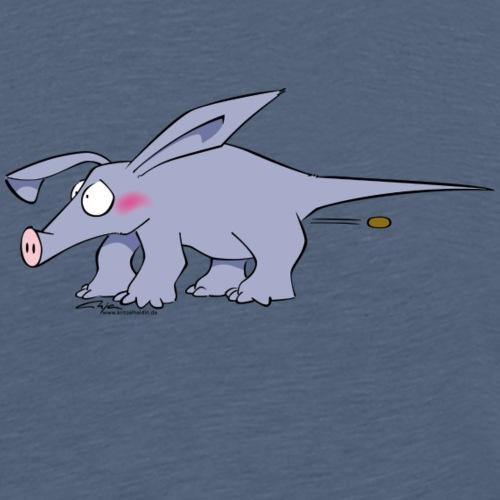 Ameisenbaer Bluen 01 - Männer Premium T-Shirt