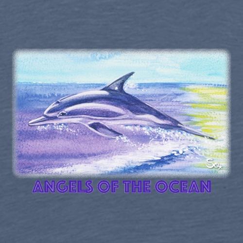 Angels of the Ocean - Männer Premium T-Shirt