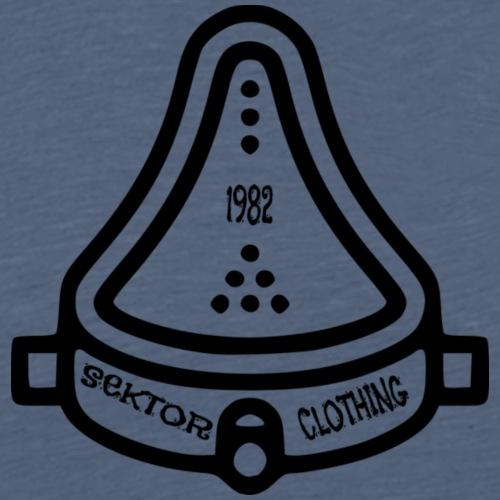 Pissoir - Männer Premium T-Shirt