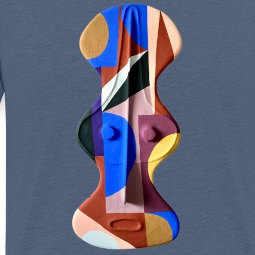 Krista Rosenkilde - Herre premium T-shirt