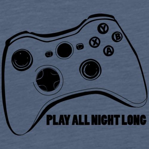 Joystick-Gamer - Camiseta premium hombre