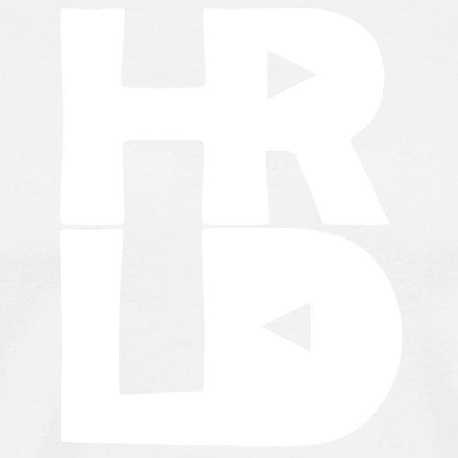 HRLD White Logo