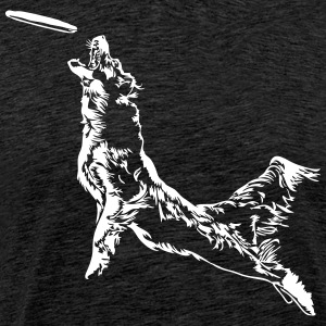Disc dog Dog Frisbee - Men's Premium T-Shirt