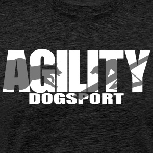 Agility 3 - Men's Premium T-Shirt