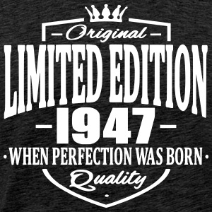 Limited edition 1947 - Männer Premium T-Shirt