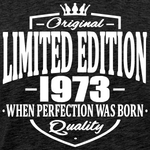 Limited edition 1973 - Herre premium T-shirt