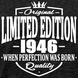 Limited edition 1946 - Männer Premium T-Shirt