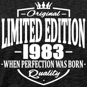 Limited edition 1983 - Herre premium T-shirt