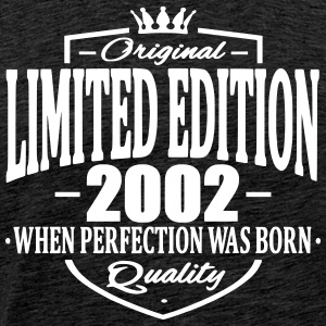 Limited edition 2002 - Männer Premium T-Shirt