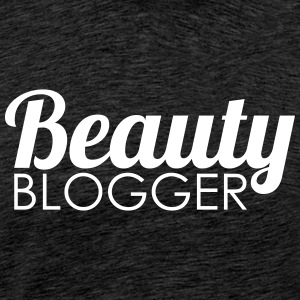 Beauty Blogger - Premium-T-shirt herr