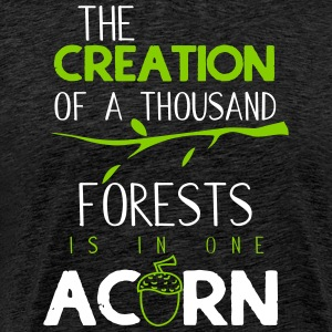 The creation of a thousand forests - Men's Premium T-Shirt