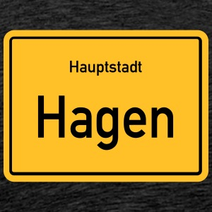 capital Hagen - Men's Premium T-Shirt