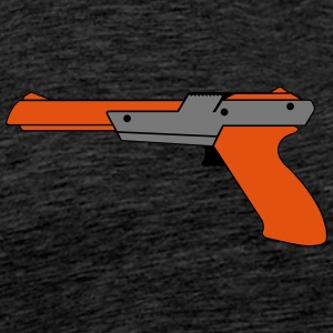 Nintend gun NES Zapper DUCK HUNT BROS SUPER - Männer Premium T-Shirt
