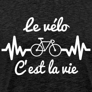 The bike that's life - Cycling - Men's Premium T-Shirt