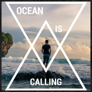 Ocean is calling! - Men's Premium T-Shirt